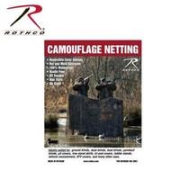 """Rothco Rothco Camo Netting (7'10"""" x 19'8"""") WM04 (#6501)"""
