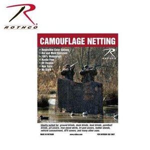 """Rothco Rothco Camo Netting (7'10"""" x 9'10"""") WM03 (#6502)"""