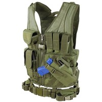Condor Outdoor Condor Cross Draw Vest (CV)