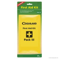 Coghlan's Coghlan's Pack III First Aid Kit (#0003)
