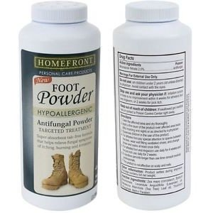 Homefront Anti-Fungal Foot Powder (198g)