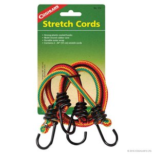"""Coghlan's Coghlan's Stretch Cord 20"""" - Pack of 2 (#512)"""
