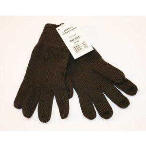 Mil-Spex Mil-Spex Olive Drab Acrylic Glove Liners (#6622-OD)