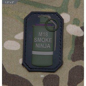 Milspec Monkey Smoke Ninja PVC Patch