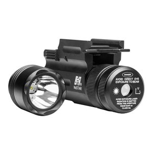 NcStar NcStar 150 Lumen Flashlight & Green Laser Combo w/ QR (AQPTFLG)