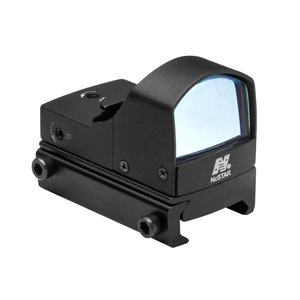 NcStar NcStar Micro Green Dot Optic with On/Off Switch (DDABG)