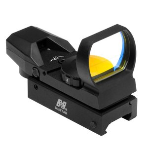 NcStar NcStar Red Four Reticle Reflex Optic (D4B)