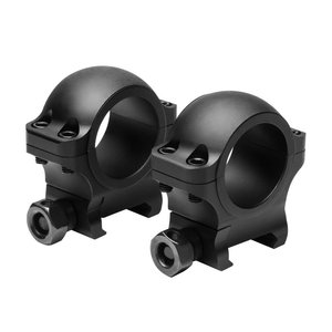"NcStar Vism Hunter Series 30mm Scope Rings - 0.9"" Height (VR30H09)"