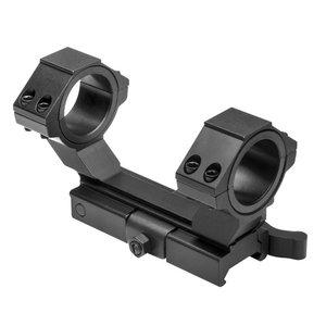 "NcStar NcStar 30mm 1"" Adjustable Scope Mount (Quick) #MARCQ"