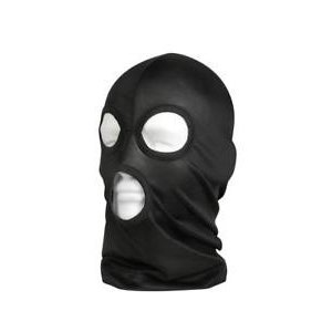 Rothco Rothco Stretch Lightweight Facemask (3 Hole) Black