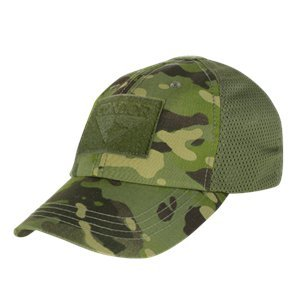 Condor Outdoor Condor MC Tropic Camo Tactical Mesh Cap (TCM-020)