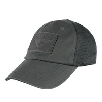 Condor Outdoor Condor Mesh Tactical Cap Graphite (TCM-018)
