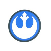 PatchPanel Rebel Alliance PVC Patch