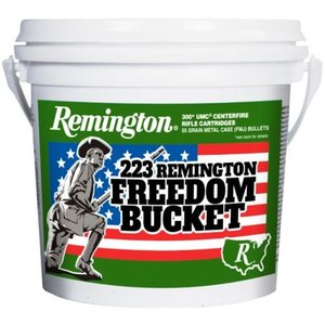 Remington Remington UMC .223 Freedom Bucket (300 Rounds) (#L223R3BC)
