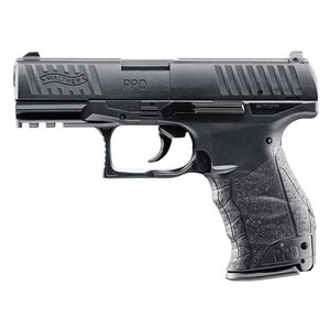 Umarex Walther PPQ Pellet-BB Gun (Black)
