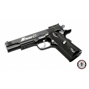 G&G Airsoft G&G  Xtreme 45 Co2 Airsoft Pistol - Black
