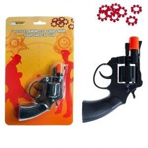 Bullet Bullet Revolver Cap Pistol (Small)
