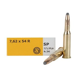 Sellier & Bellot Sellier & Bellot 7.62x54R 180 Grain SP (#2940)