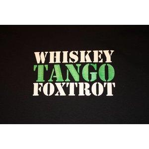 Poco Miltary Whiskey Tango Foxtrot T-Shirt