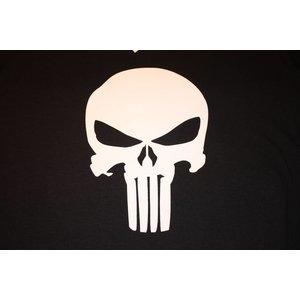 Poco Miltary Punisher Skull T-Shirt