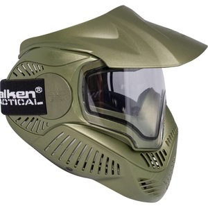 Valken Valken MI-7 Thermal Mask (OD Green) Paintball