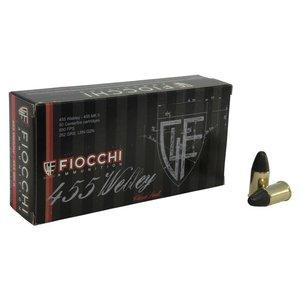 Fiocchi Fiocchi 455 Webley (MK II) #455A