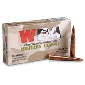 WPA 303 British (Military Classic) 174 Grain (FMJ)