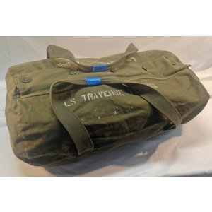 Canadian Military Surplus Canadian Issue Canvas Duffle
