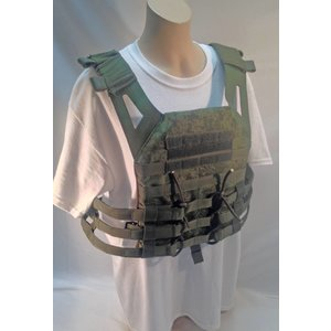 RedBack Redback Spartan Plate Carrier (Russian Digital)