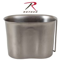 Rothco Rothco Stainless Steel Canteen Cup (512)