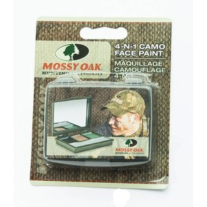 Mossy Oak Mossy Oak 4-in-1 Camo Face Paint (MO-4NIMU)