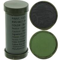 World Famous Black & Olive Drab Face Paint Stick (#2332)