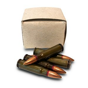 Surplus 7.62x39mm SKS (100 Round Brick)