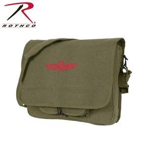 Rothco Rothco Israeli Paratrooper Bag - Olive Drab