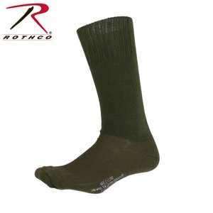 Rothco OD Cushion Sole Socks (#4565)