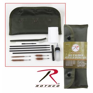 Rothco Rothco All Caliber Gun Cleaning Kit (#2819)