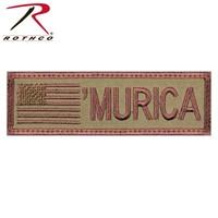 Rothco 'Murica (Velcro) Tan