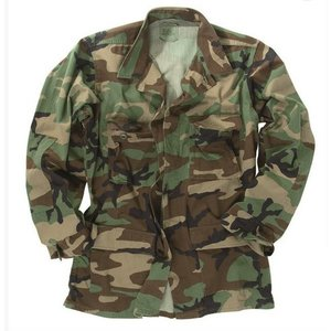 US Military Surplus US Surplus Woodland BDU Shirt