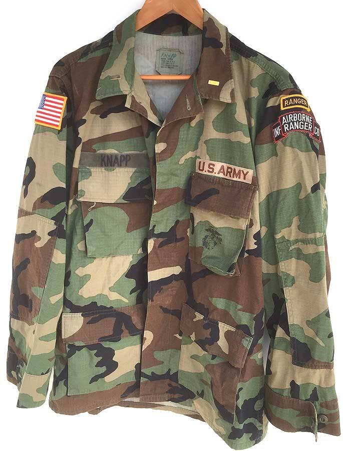 bc1f99b2274 ... US Military Surplus US Surplus Woodland BDU Shirt