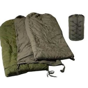 Canadian Military Surplus Canadian Surplus Inner Sleeping Bag (W/ Hood and Bag)