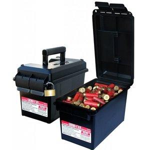 MTM MTM .50 CAL Ammo Box (Black) AC-50C