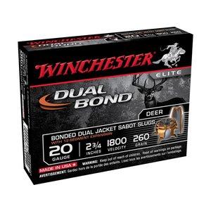 """Winchester Winchester 20 Gauge SABOT Slugs (2 3/4"""") SSDB20"""