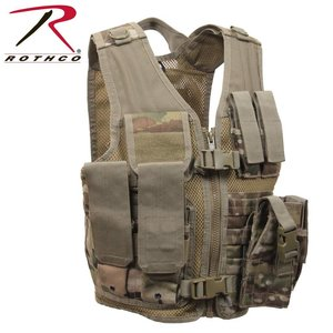 Rothco Rothco Kid's Tactical Vest - Multicam