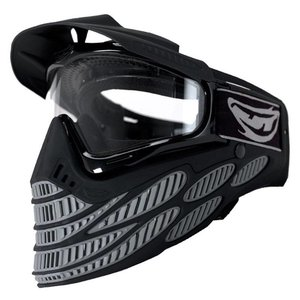JT Paintball JT Flex 8 Paintball Mask - Black