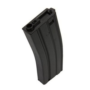 Cybergun M4 Airsoft Magazine (350 Rds) Hi-Cap - Black