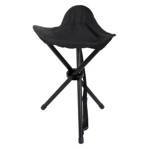 Rothco Black Collapsible Stool (#4584)