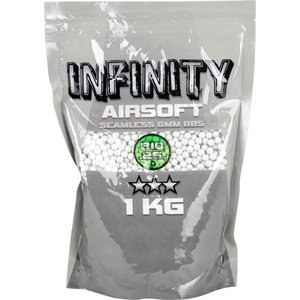 Valken Valken Infinity 0.25 Gram Biodegradable Airsoft BBs - 1 Kilo Bag