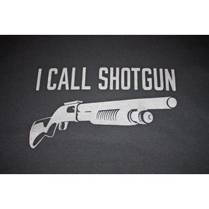 Poco Military I Call Shotgun (T-Shirt)