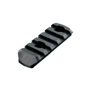 Magpul MagPul MOE Polymer Rail Sections (MAG406-BLK)