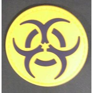 China Biohazard PVC Patch